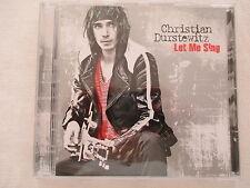 Christian durstewitz-let me sing-CD
