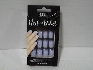 *NEW* NAIL ADDICT ARDELL PROFESSIONAL NAIL KIT PREMIUM Blue Glitter