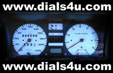 VOLKSWAGEN VW GOLF Mk2 (1983-1992) - 220km/h - WHITE DIAL KIT