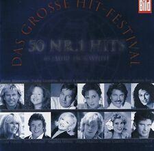GROSSE HIT Festival - 2CDs Neu - Pia Zadora Andrea Berg Lena Valaitis Engelbert