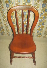 Tell City Young Republic Hard Rock Maple Farmhouse Chair 2202 Andover 48 Finish