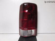 2007-2012 DODGE NITRO TAIL LIGHT RIGHT HAND 55157150AC RH PASSENGER SIDE OEM