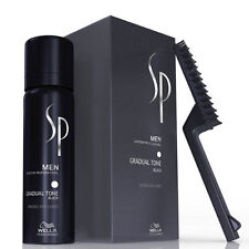 Wella SP Men  Gradual Tone  Black Pigment Mousse