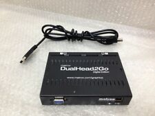 Matrox DualHead2Go Digital Edition  model MGI  D2G-A2D-IF