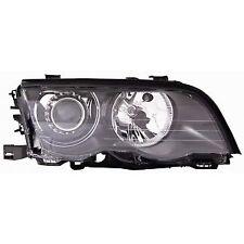 10097 FARO BMW SERIE 3 E46  XENON C/MOTORE ELETT. DX (CORNICE NERA) - CODICE OEM