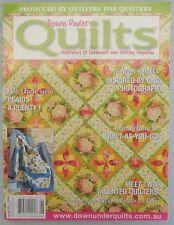 Down Under Quilts Magazine Issue 101 * Like New * 20% Bulk Magazine Discount