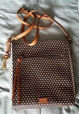 NWT Fossil Emma NS Crossbody Dancing Diamonds -  ZB6904016