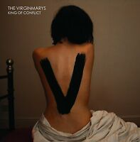 The Virginmarys-King Of Conflict CD   New