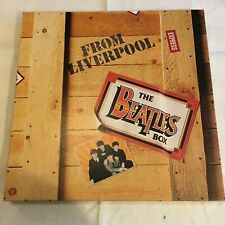 From Liverpool - The Beatles Box Set 8 Vinyls. Pristine. Ex. Mostly Unplayed