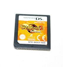 JUEGO NINTEDO S Inazuma Eleven 2 Tormenta de fuego para NINTENDO DS 3DS DSi