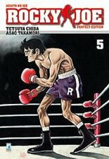 Manga - Star Comics - Rocky Joe Perfect Edition 5 - Nuovo !!!
