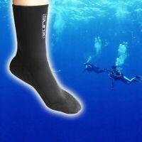 3mm Neoprene Swim Scuba Surfing Diving Socks Water Sport Wet Suit Boots S U9