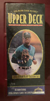 1996 Upper Deck MLB Factory Sealed Set /15000 Includes 30 Update Cards Griffey