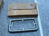 1970 Ford Galaxie tail light bezel, NOS! door D0AZ-13489-A