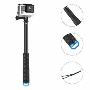 Extendable Selfie Pole Telescopic Monopod Stick for GoPro Hero 9 8 7 5 4 3+ 3 2