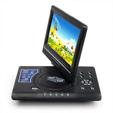 7.8 Inches Portable 3D DVD Player With USB AV and SD Card Laptop Style TV Gaming
