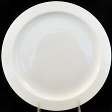 """DUO WHITE by Rosenthal Dinner Plate 10.4"""" NEW NEVER USED made in Germany"""