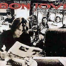 Bon Jovi Cross Road The Best of Cassette Tape Album T2090