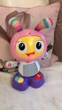 Fisher-Price Beat Belle Playset Music Dance and Move Beat Bo Toddler Pink Girl