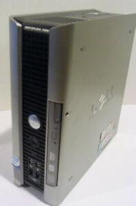 Dell Optiplex 755 USFF Desktop PC (Intel Core 2 Duo 2.33GHz 1GB 80GB Win 10 Pro)