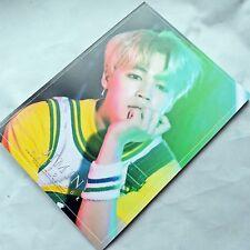 BTS Jimin Photobook Bangtan boys Memories Magazine Kpop Wings concept book Album
