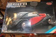 Pocher 1932 Bugatti Type 50 Surprofile 1/8 scale Model Kit