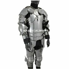 More details for larp suit of armor- gothic wearable suit of armor made by vikingsreplica