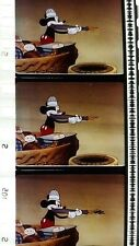 Donald Duck & Mickey Mouse .1 strip of 5 - 35mm Film cells PK MMDD  Rare strips