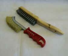 Wire Brush Combination