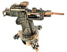 Machine Gun Cast Metal Collectible Pencil Sharpener