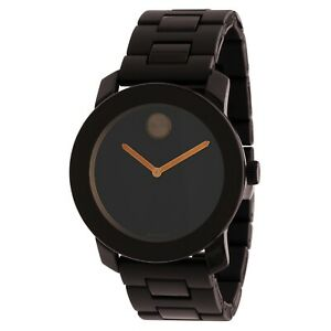 Movado 3600462 Men's Bold Brown Quartz Watch