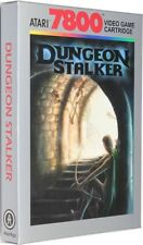 Dungeon Stalker - Original Atari 7800 HomebrewGame - New!