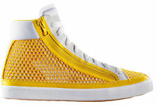 Adidas Stella McCartney Psittaci boot 2 Yellow/White RRP £149.99  BNIB F32318