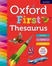 Oxford PREMIER DICTIONNAIRE DES SYNONYMES par les dictionnaires Oxford
