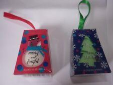 Festive Face Make Up Blending Sponge Snowman Christmas Tree Stocking Filler Gift