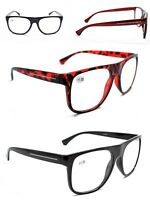 Any 2 Pairs Mix N Match Retro Over-sized Reading Glasses with  Metal Hinges TN09