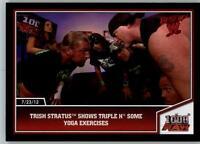 2013 Best of WWE #29 Trish Stratus DX