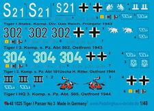 Peddinghaus  1/48 1025 Tigerpanzer 3