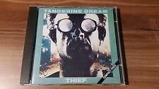Tangerine Dream - Thief (1985) (CD) (Virgin – CDV 2198)