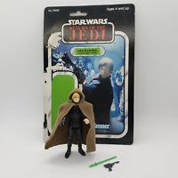 1983 Jedi Luke Complete Vintage Star Wars Kenner Figure Original Weapon Cardback