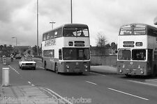 West Yorkshire (WYPTE) Huddersfield April 1983 Bus Photo view 2