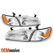 Headlight Kit For 1997-1999 Toyota Camry Right 3pc