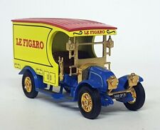 Matchbox YPP01 1910 Renault AG 'Le Figaro' Power of the Press Diecast Model Van