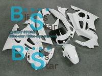 White Glossy INJECTION Fairing Bodywork Set Fit Honda CBR600F3 1997-1998 10 A1