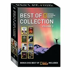 Best of National Geographic Channel Collection, Volume III, 3 - Six DVD Set New,