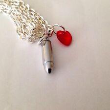 Bullet For My Valentine Collar Corazón Rojo