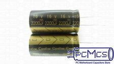 1 Pcs of ELNA For Audio ROA Cerafine 16V 2200UF HI-FI Capacitor Black Version