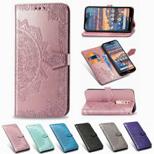 For Nokia 4.2 6.2 7.2 2.3 3.1 5.1 Plus Leather Card Wallet Flip Phone Case Cover