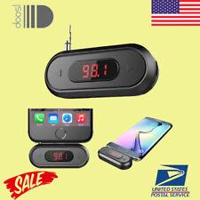 3.5 mm Car FM Transmitter Modulator Wireless MP3 Player Radio Audio Adapter