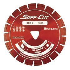 "Husqvarna 542777007  XL6-3000 Soff Cut 6"" Red Blade-Free Shipping"